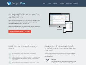 Web propagující software