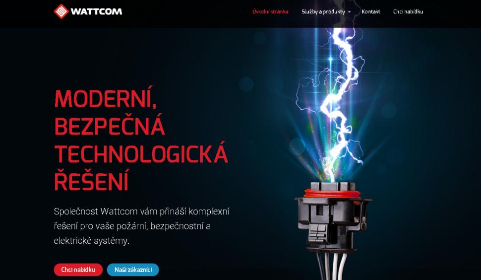 firemní www prezentace