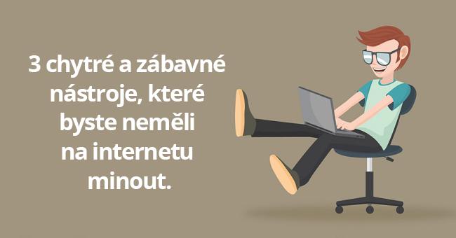 online nátroje pro usnadnění tvorby webu