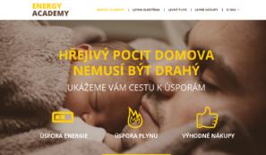 firemní webové stránky energy-academy.cz
