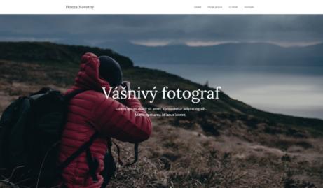 webove-stranky-pro-fotografa