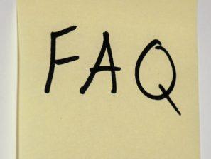 jak na stránku často kladené dotazy