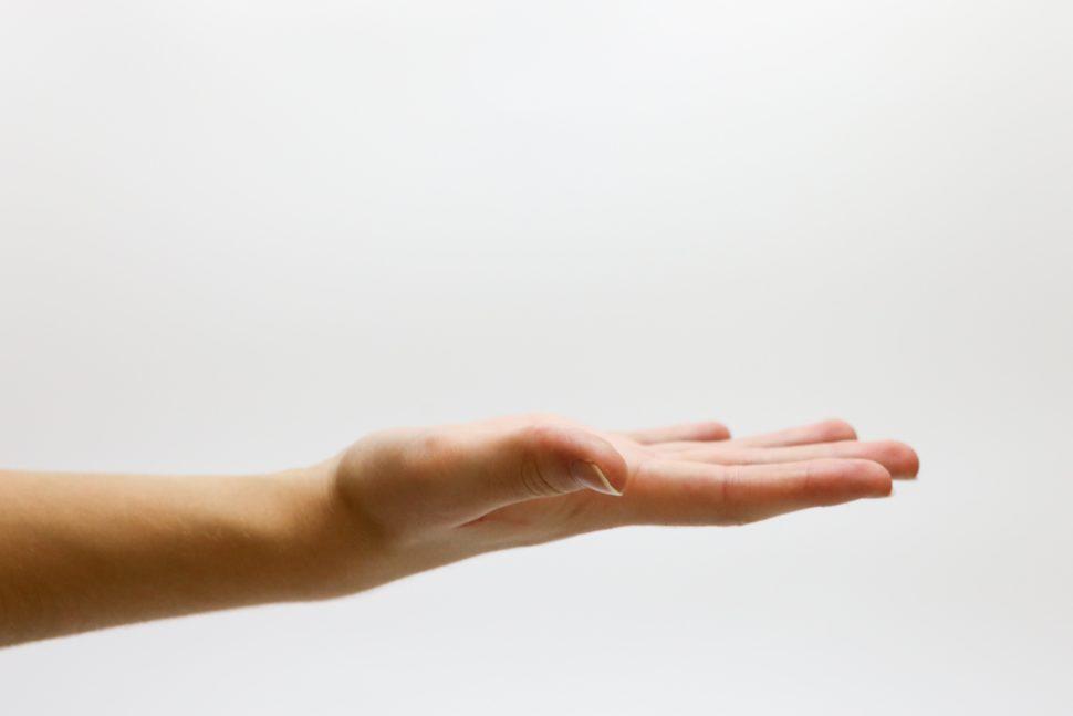 stránka faq podává pomocnou ruku
