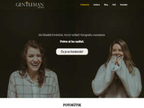 webové stránky gentlemanmedia.cz