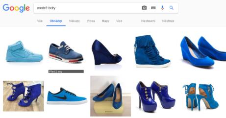 Optimalizace obrázků pro vyhledávače