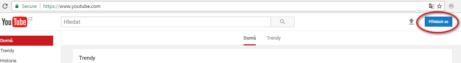 1-google účet