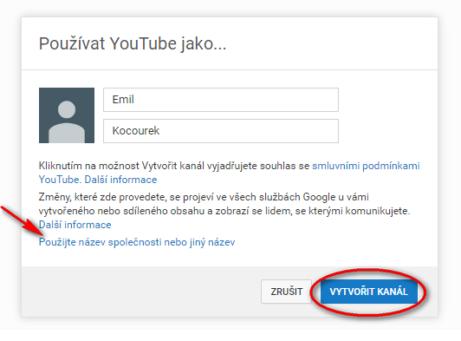 5-youtube kanál