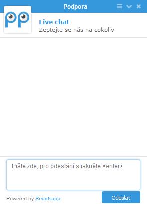 webové stránky chatování online