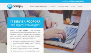 www stránky IT firmy