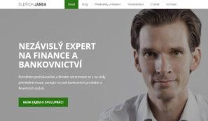 webové stránky nezávislého finančního poradce