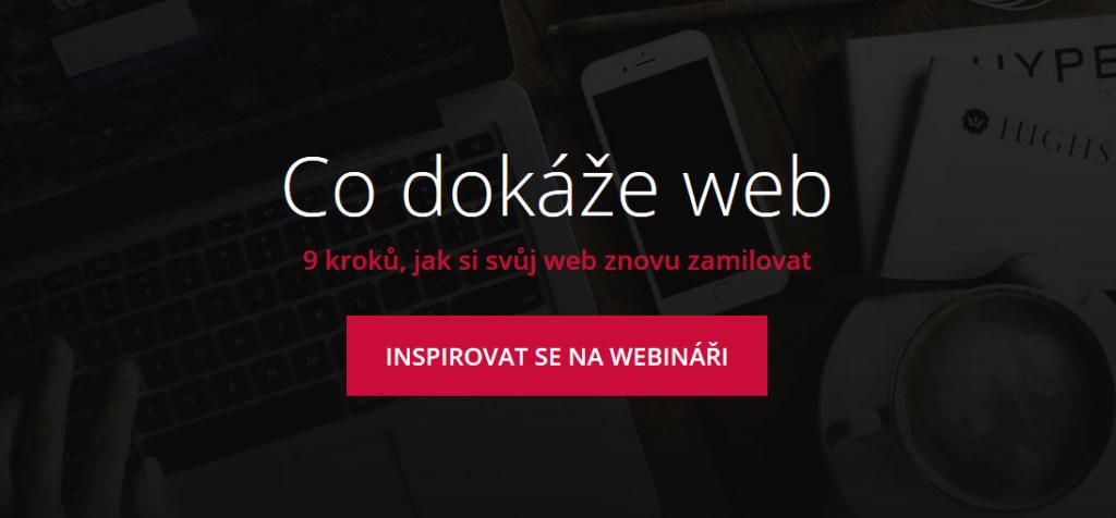 Proc si zamilovat svuj web1