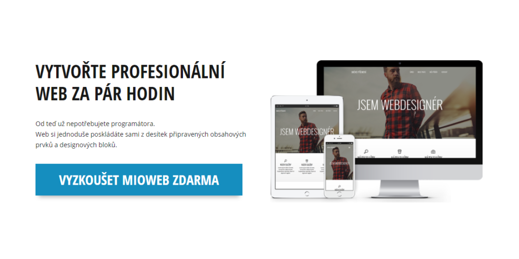 Webové stránky zdarma