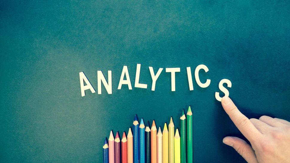 google analytics na webu
