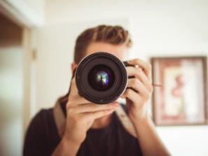 jak na online portfolio fotografa