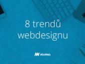 8 svetovych trendu ve webovem designu