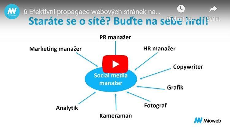 MIoweb vzdelava - socialni site