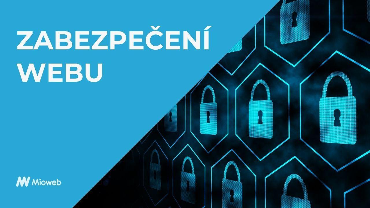 Zabezpečení webu